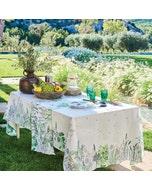 Jardin Aromatique Floraison Tablecloth