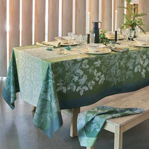 Mille Automnes Mousse Tablecloth