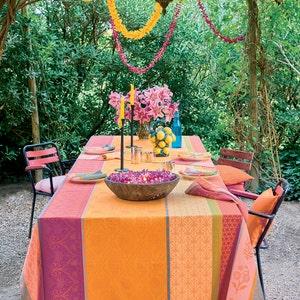 Mille Saris Pendjab Tablecloth