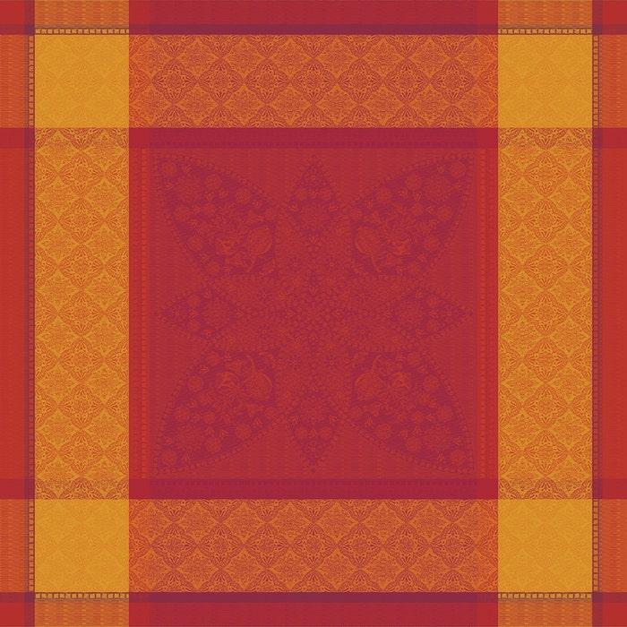 Palerme Orange Sanguine Napkin, 100% Cotton