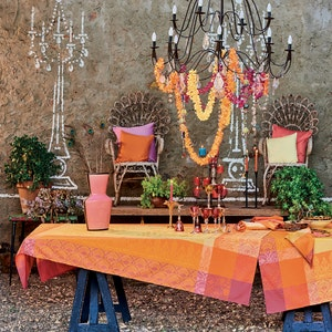 Shambala Epices Tablecloth