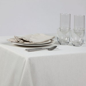Orsay Off White Tablecloth