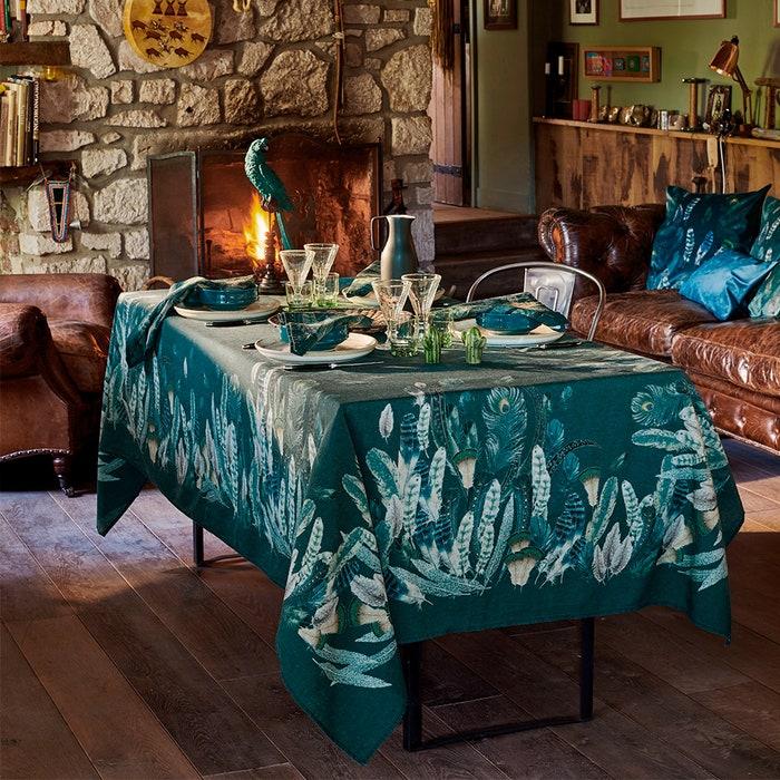 Panache Canard Tablecloth