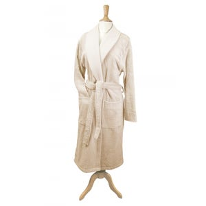 Elea Angora Bath Robe