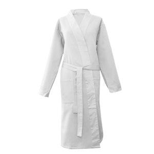 Plaisance Blanc Robe Image