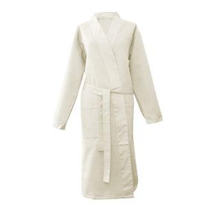 Plaisance Blanc Casse Robe Image