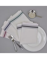 "Regular Bistro Cotton 17""x27"" Napkin"