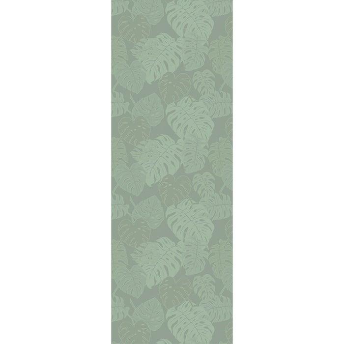 Mille Evergreen Vert De Gris Tablerunner, 100% Cotton
