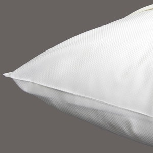 Savoie White Pillowcases Set, 320 thread count