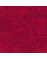 Scarlett Carmin Jacquard Napkin, 100% Linen Image