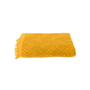 "Boheme Curry Bath Towel, 28""x55"""