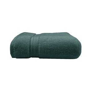 "Elea Green Bath Towel, 28""x55"""