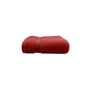 "Elea Cerise Hand Towel, 20""x39"""