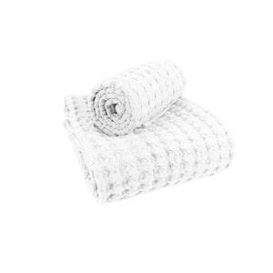 """Cordoue White Hand Towel, 20""""x28"""""""