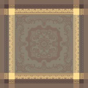 "Fontainebleau Tilleul Napkin 21""x21"", 100% Cotton"