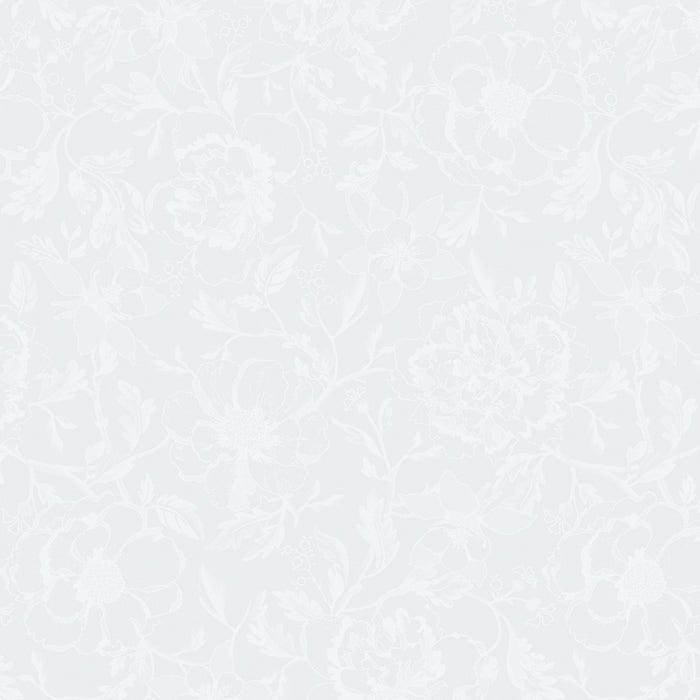 Mille Charmes Blanc Napkin, 100% Cotton