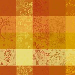 """Mille Couleurs Soleil Napkin 22""""x22"""", 100% Cotton"""