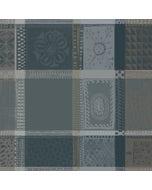 "Mille Wax Cendre Napkin 22""x22"", 100% Cotton"
