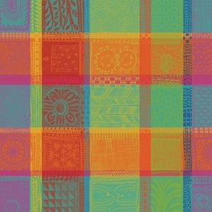 "Mille Wax Creole Napkin 22""x22"", 100% Cotton"