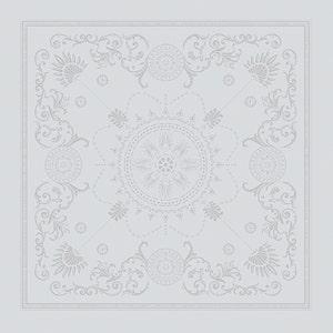 """Eloise Diamant Napkin 21""""x21"""", 100% Cotton"""