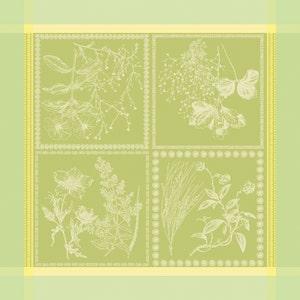 """Herbora Prairie Napkin 21""""x21"""", 100% Cotton"""