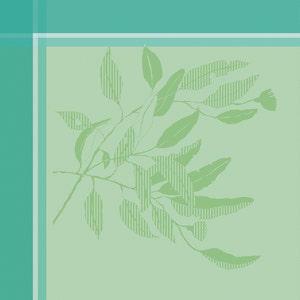 Livia Chlorophylle Napkin, 100% Cotton