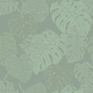 "Mille Evergreen Vert De Gris Napkin 19""x19"", 100% Cotton"