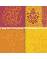 "Mille Holi Epices Napkin 19""x19"", 100% Cotton"