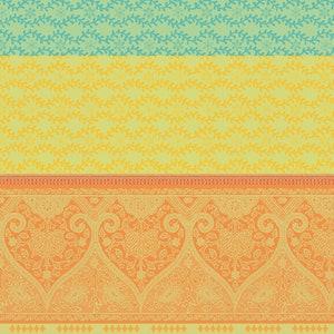 """Mille Saris Kerala Napkin 19""""x19"""", 100% Cotton"""