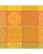 """Mille Sicilia Limoni Napkin 19""""x19"""", 100% Cotton"""