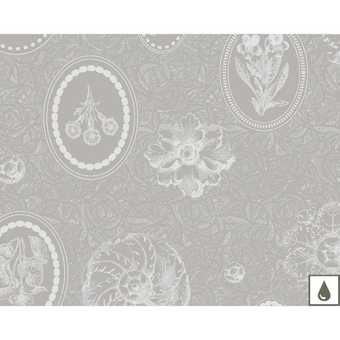 Mille Eclats Macaron Irise Placemat, Coated Cotton
