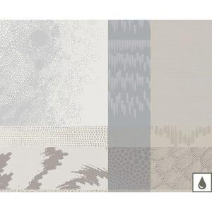 Mille Matieres Vapeur Placemat, Coated Cotton