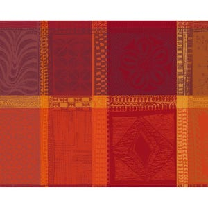 """Mille Wax Ketchup Placemat 16""""x20"""""""