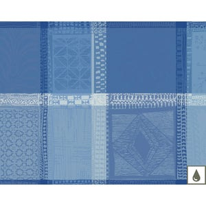 Mille Wax Ocean Placemat, Coated Cotton