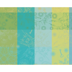 "Mille Alcees Narcisse Placemat 16""x20"""