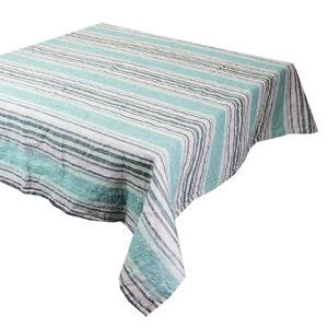 Sombrilla Emeraude Tablecloth, 100% Linen