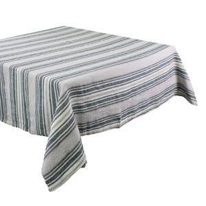 Sombrilla Gris Tablecloth, 100% Linen