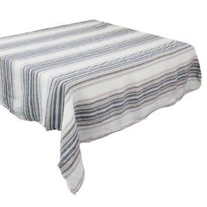 Sombrilla Naturel Tablecloth, 100% Linen