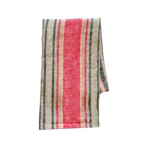 Sombrilla Corail Napkin, 100% Linen