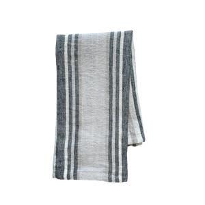 Sombrilla Gris Napkin, 100% Linen