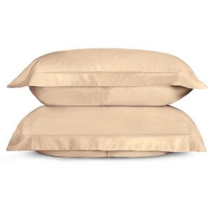 Sunrise Sand Set of 2 Standard/Queen Sateen Pillow Shams