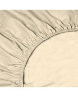 Sunset Brushed Percale Fitted Sheet