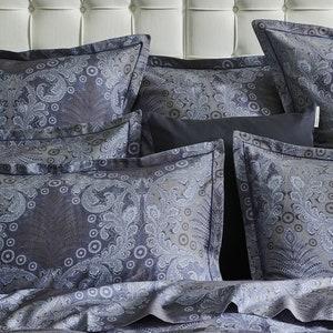 Suzie Nocturne Euro Pillow sham Image