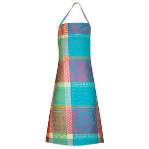 "Mille Wax Cocktail Apron 30""x33"", Coated Cotton"