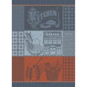 The Kitchen Paprika Jacquard Kitchen Towel Image