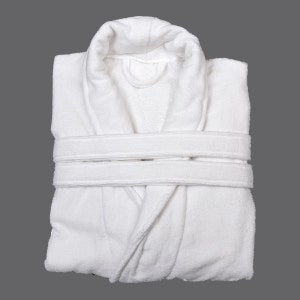 Toffee Kid Velour Robe