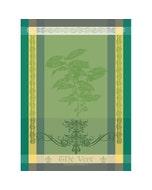 "Brin de The Vert Kitchen Towel 22""x30"", 100% Cotton"