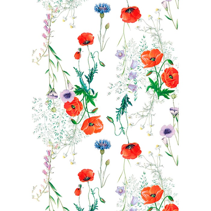 Mille Coquelicots Floraison Kitchen Towel