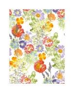 Mille Fleur Sauvage Floraison Kitchen Towel