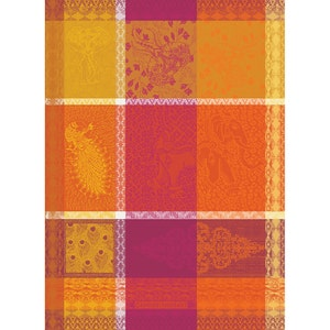 "Mille Holi Epices Kitchen Towel 22""x30"", 100% Cotton"